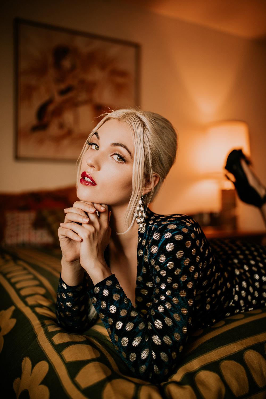Model:Haley Hudson Stylist: Alexia Castillo MUA/Hair: Kyrsta Morehouse