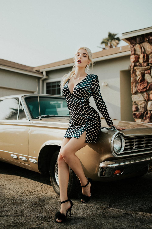 Haley Hudson  (model) , Rex Yu  (photographer)