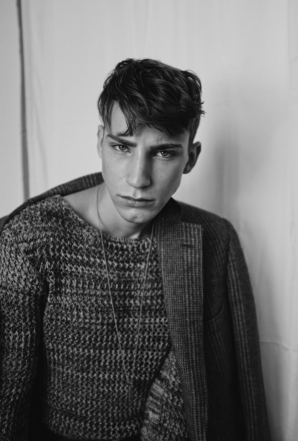 Maverick McConnell (photographer), Mark Young (model)