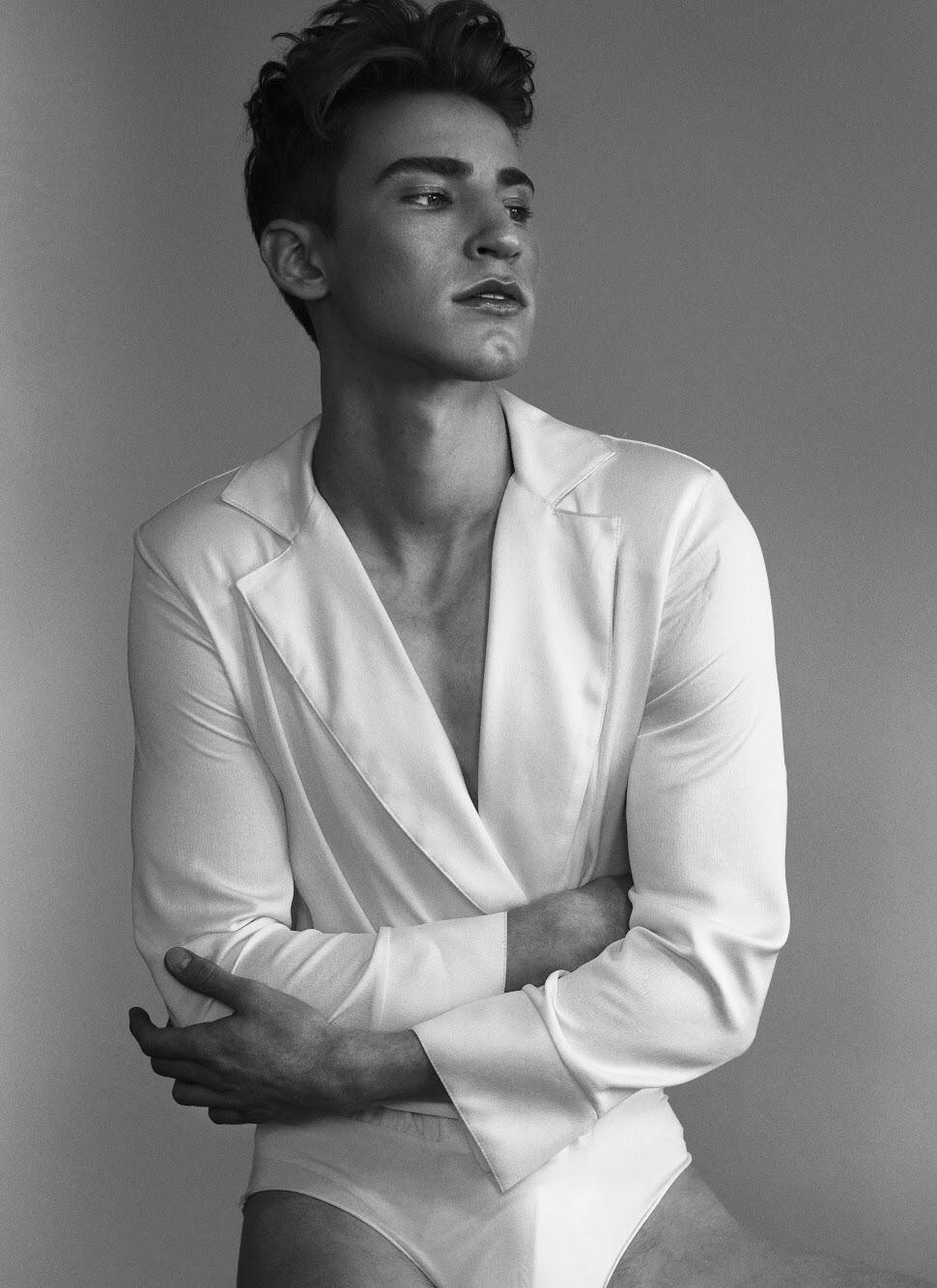 Zaheer Sukhnandan (photographer), Mark Young (model)