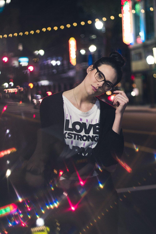 Alex Morehouse (model), Alex Castillo (photographer)