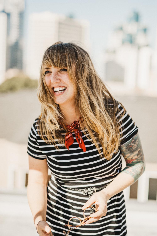 Maddie Barr