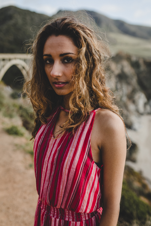 Parmveer (photographer), @Farahzia (model)
