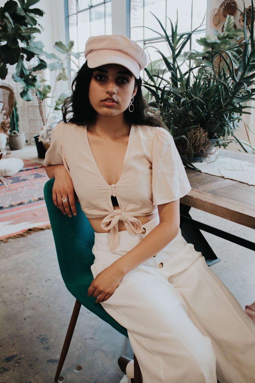 Alex Morehouse (photographer), Anushka Tyagi (model)