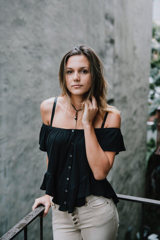 Ella DeGea (model) Daniel Brittain (photographer)