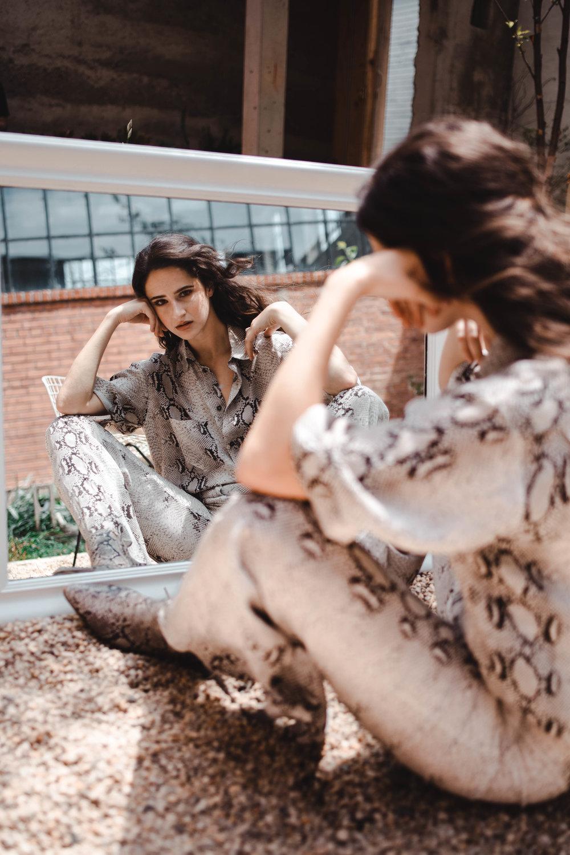 Model: Christy Soeder  Photographer: Lexi Brown