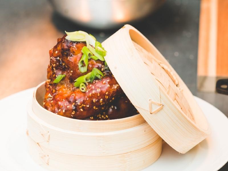 Korean Fried Wings