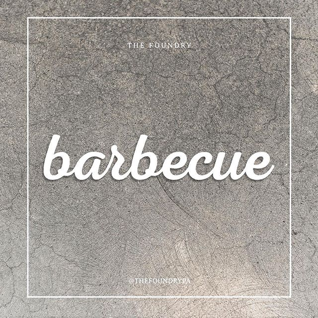 Barbecue or barbeque (informally BBQ or barby/barbies) is a method of cooking slowly over indirect heat. Check out a few awesome BBQ creations at The BBQ Bar Tuesday through Saturday 11-9.