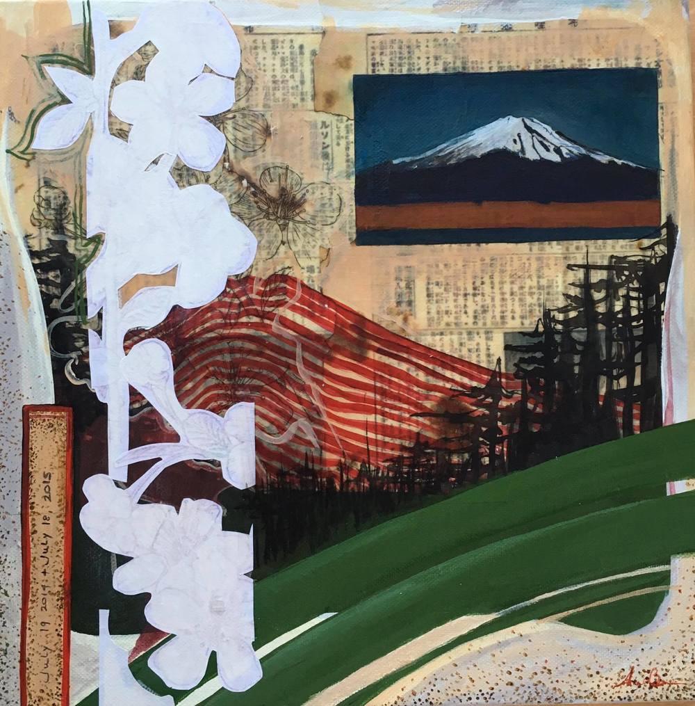 Climb at Mt. Fuji