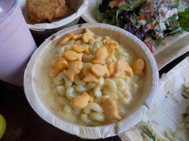 Goldfish Mac 'N Cheese