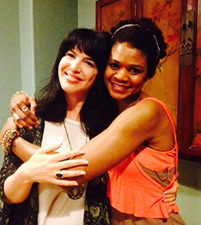BEloved's Kimberly elise