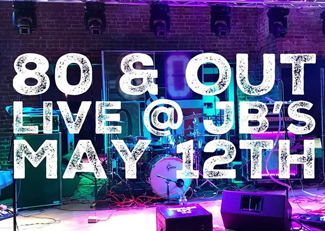 Come check us out our FREE show Saturday at @jbsdowntown. Debuting When Doves Cry by Prince. Don't miss it! #cover #coverband #joplin #joplinmo #joplinmissouri  #80dayobsession #80sfashion #80s #80sparty #jbsdowntown