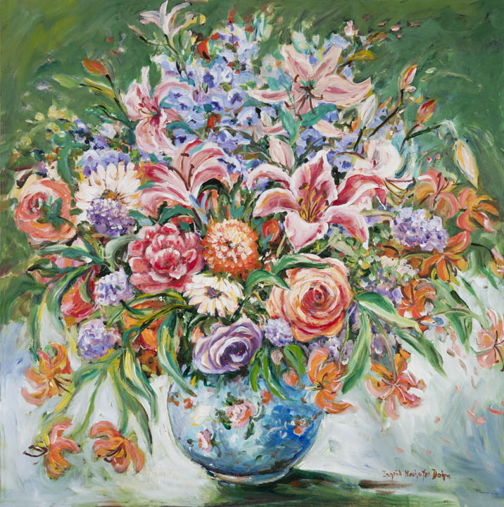 Floral Fantasy