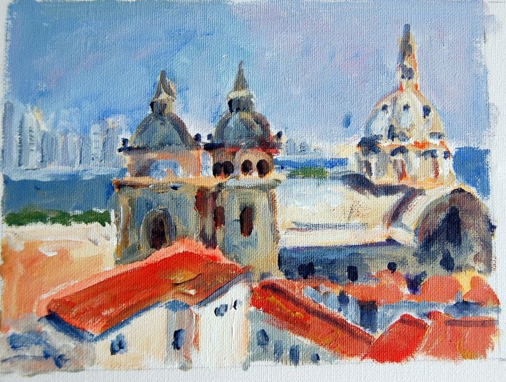 Cartagea Rooftops