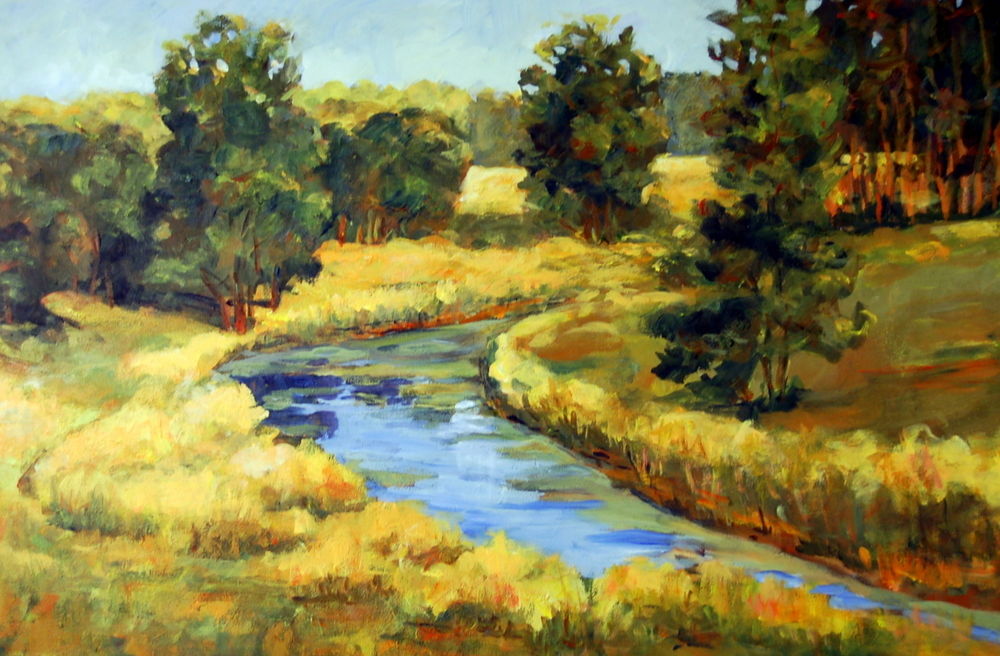 Countryside Stream