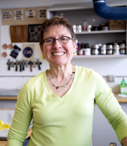 Karen D. Beckwith, Contemporary American Printmaker