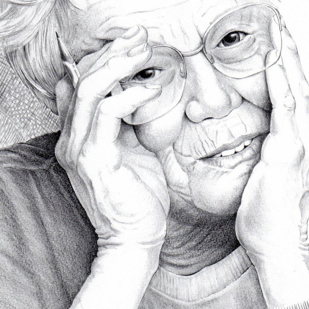 Drawn Portrait
