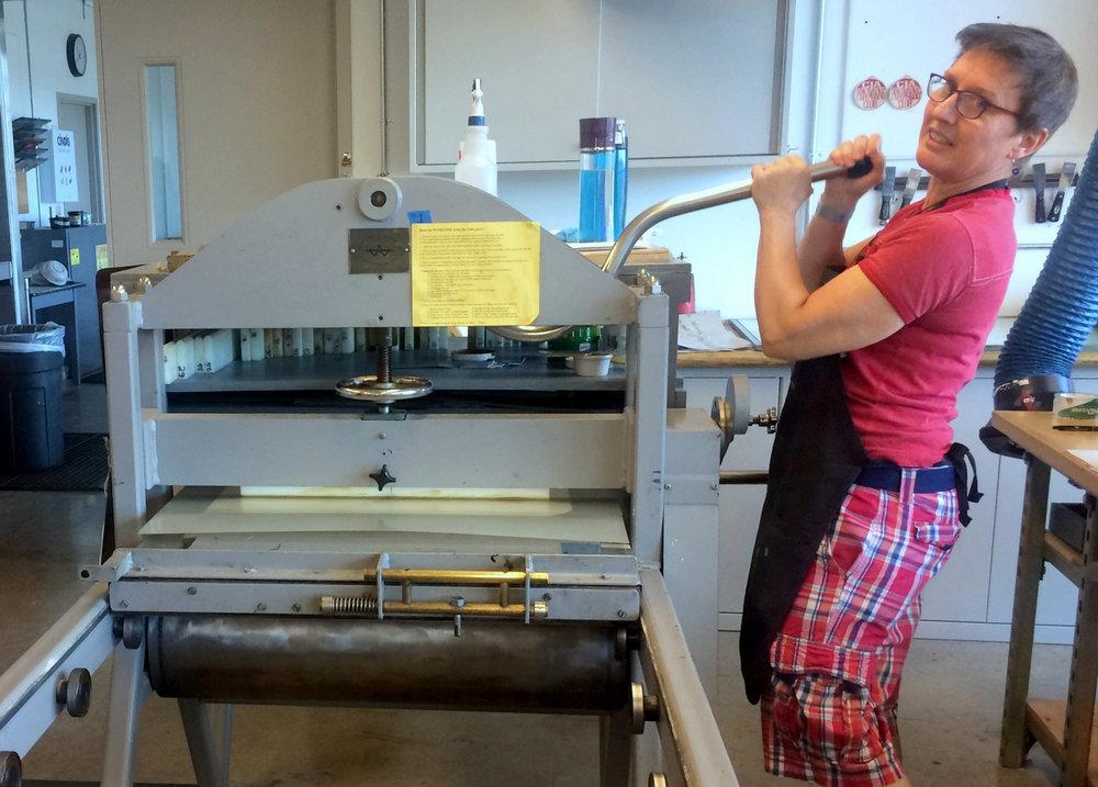 Print Workshops