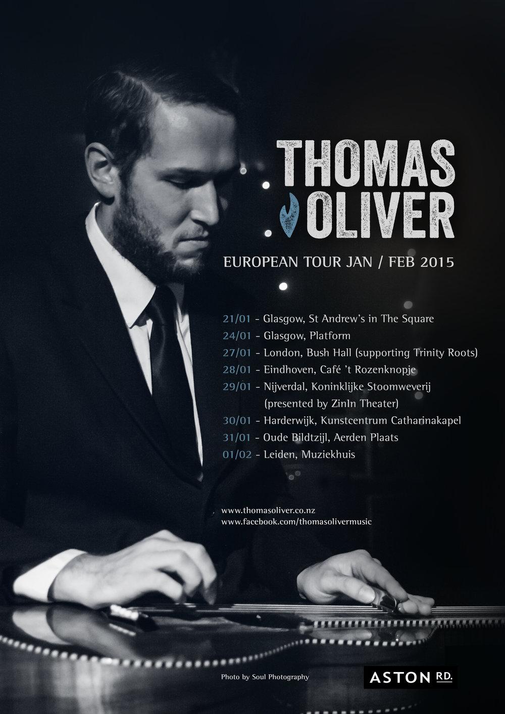Thomas Oliver - Europe Tour 2015 Poster.jpg