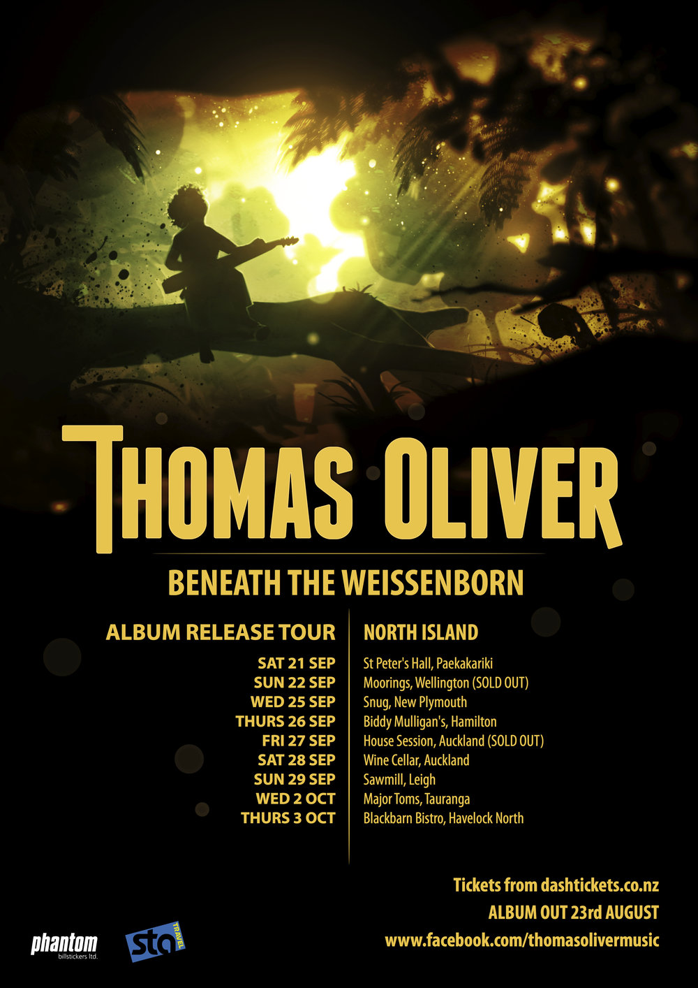 Thomas Oliver - Beneath The Weissenborn Poster.jpg