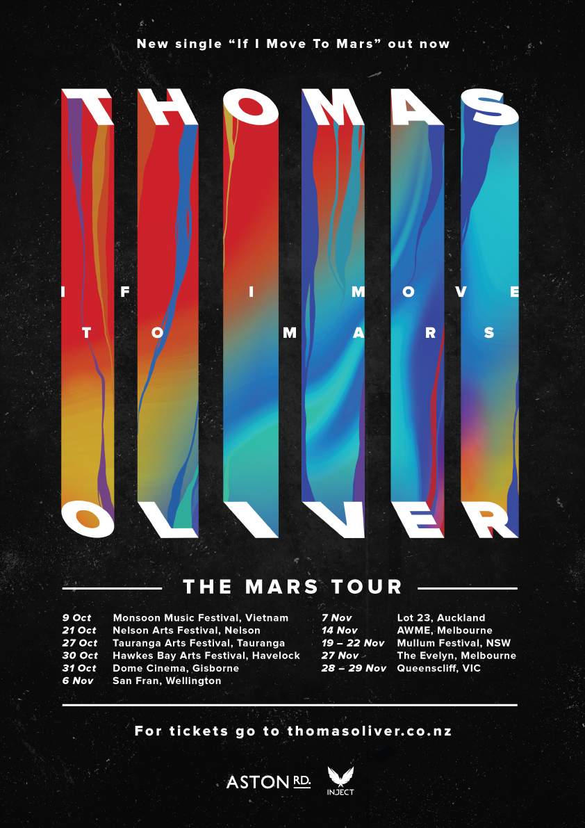Thomas Oliver - The Mars Tour Poster.jpg