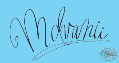 The Mdvanii logo designed by BillyBoy*, 1988.