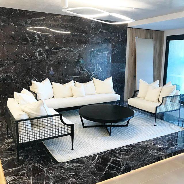 Foyer furnishings! @kate_warton