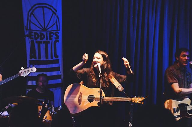 wowwww. thank you so much to everyone who came out to the show at Eddie's Attic on Thursday night! I had a blast!🌟 #somuchfun