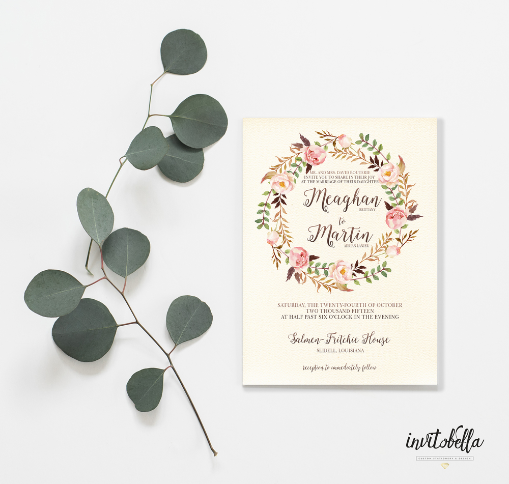 Do's and Don'ts of Wedding Invitation Etiquette | Guest Post by