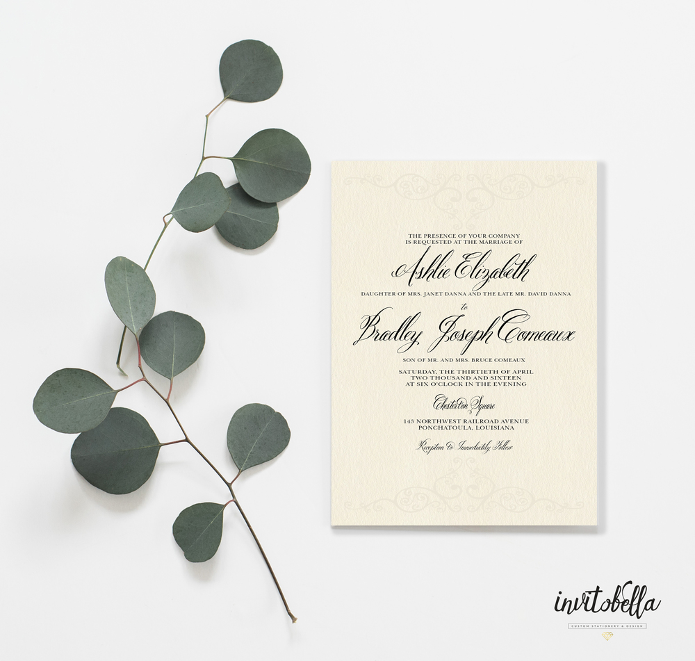 Do\'s and Don\'ts of Wedding Invitation Etiquette | Guest Post by ...