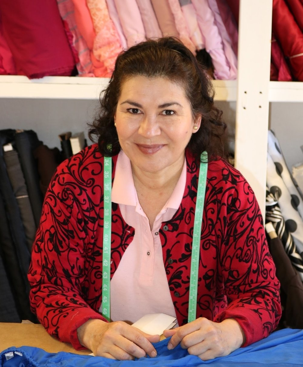 Ana Sanchez - Costumer