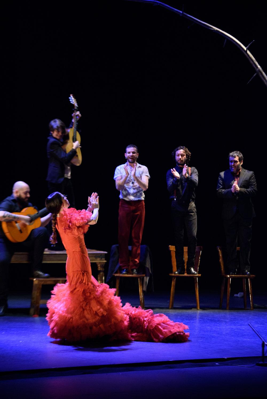 PERFORMANCES - Photo credit: Paco Villalta