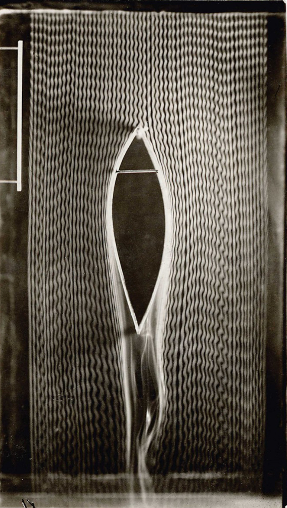 Movement of Air. Etienne-Jules Marey (1830-1904)