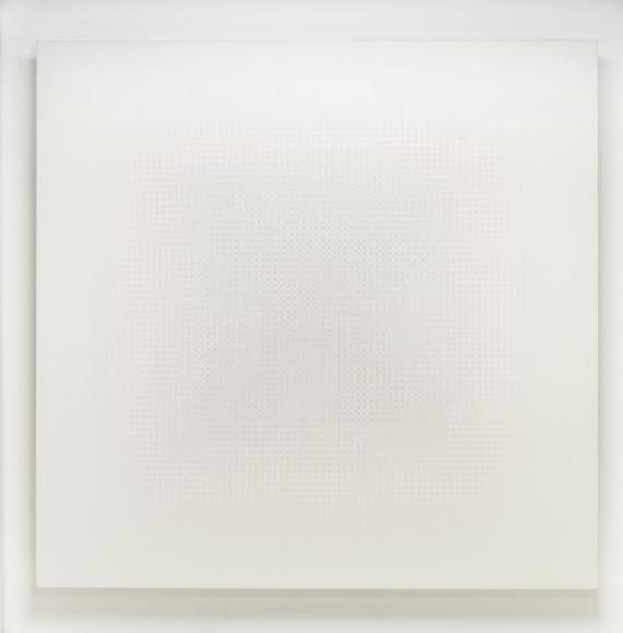 Robert Irwin, Untitled, 1963-1965