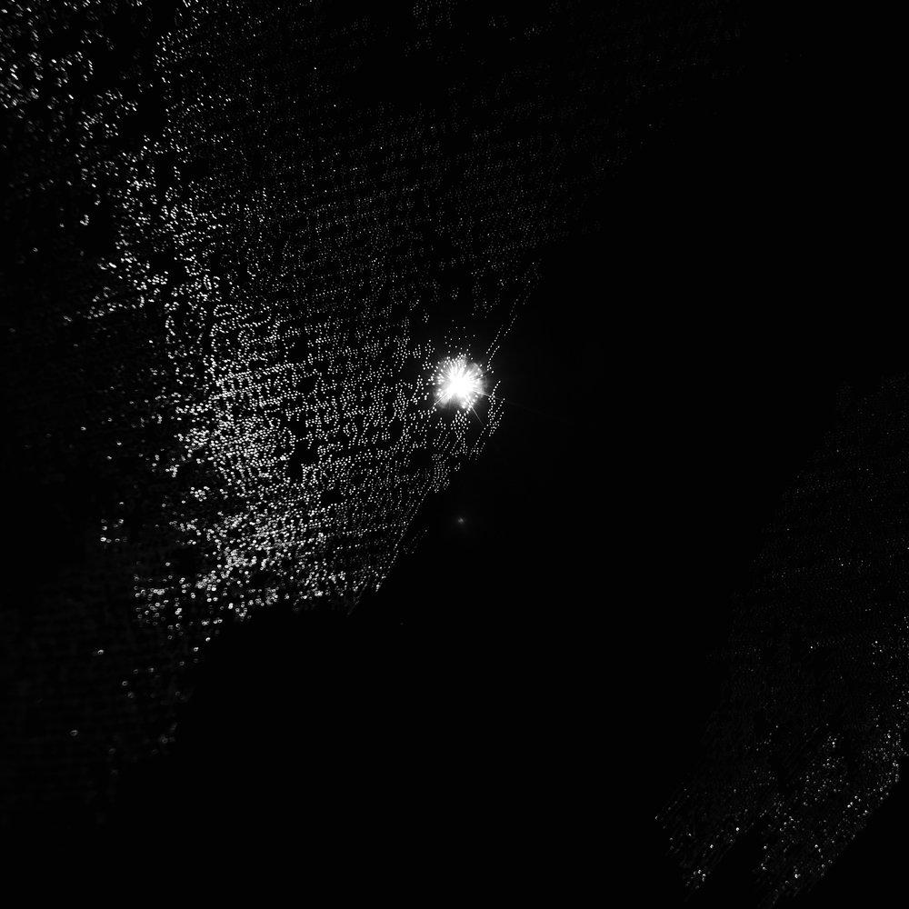 Black Light Drawing