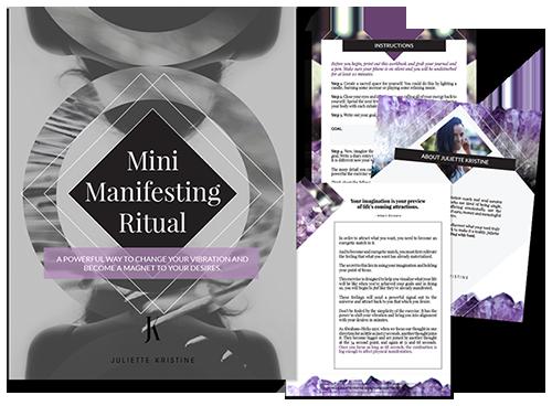 Mini Manifesting Ritual