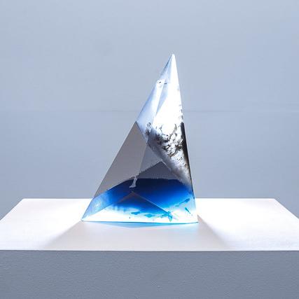"Zuza Mengham,  ""Slate"" , Original, 17 x 13.5 x 21.5 cm"