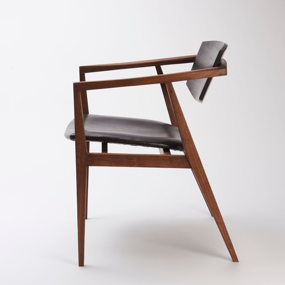 DamienWright, ReadingChair. Photography Fred Kroh