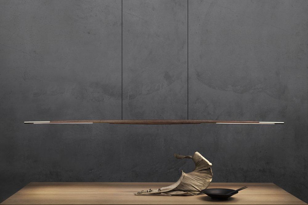 Adam Markowitz, Assegai Pendant, 2018. Photo: Ben Clement. Styling: Tamara Maynes. Ceramics: Cone11
