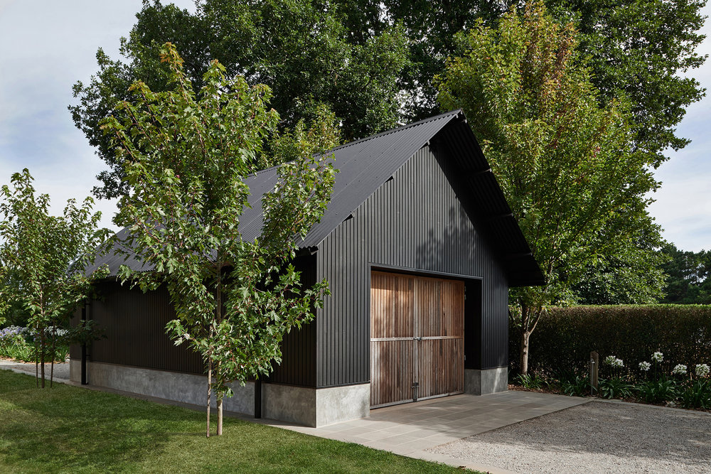 Project Title: Macedon Barn by Adam Kane Architects Image Credits: Adam Kane