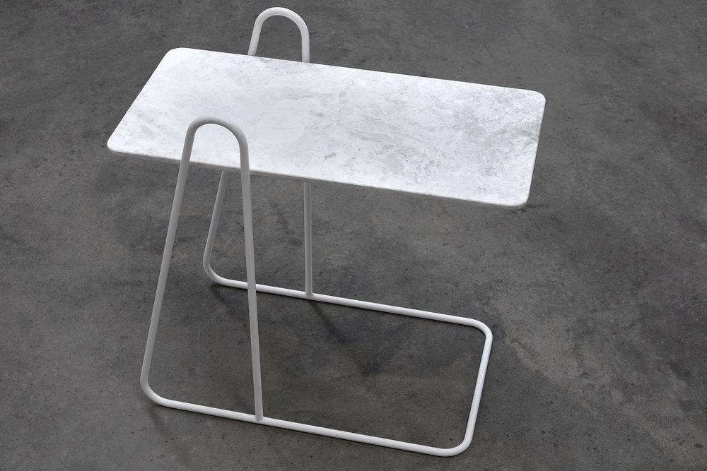 Springboard side table