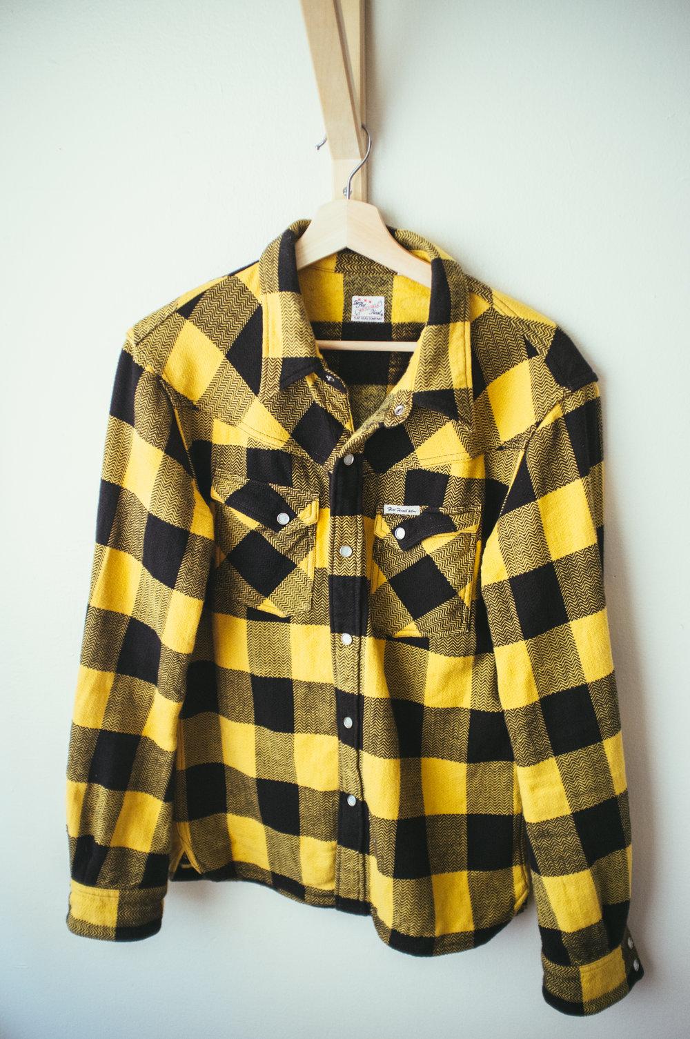 HNW-52W Western Shirt