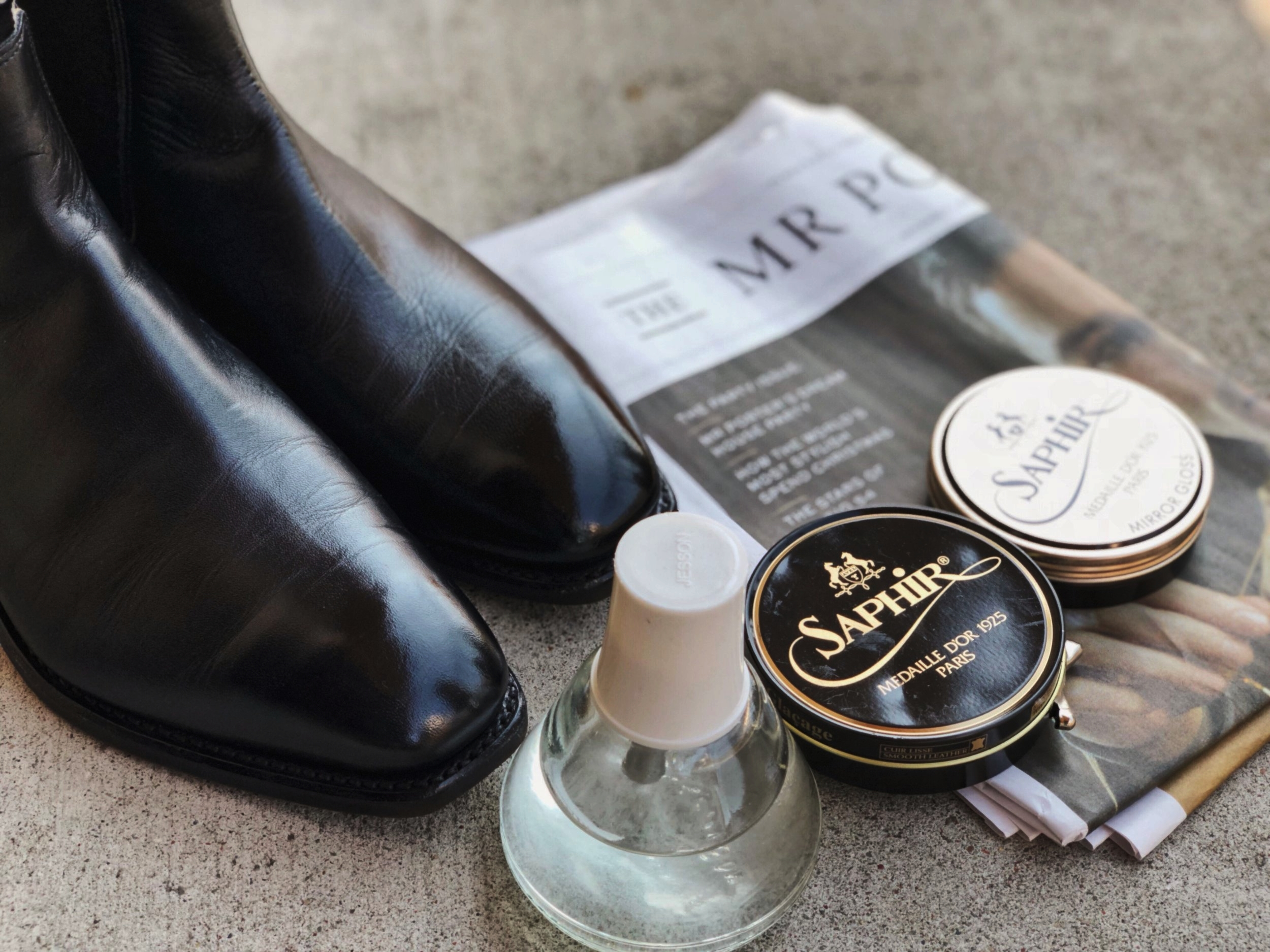 How To Get A Mirror Shine On Your Shoes