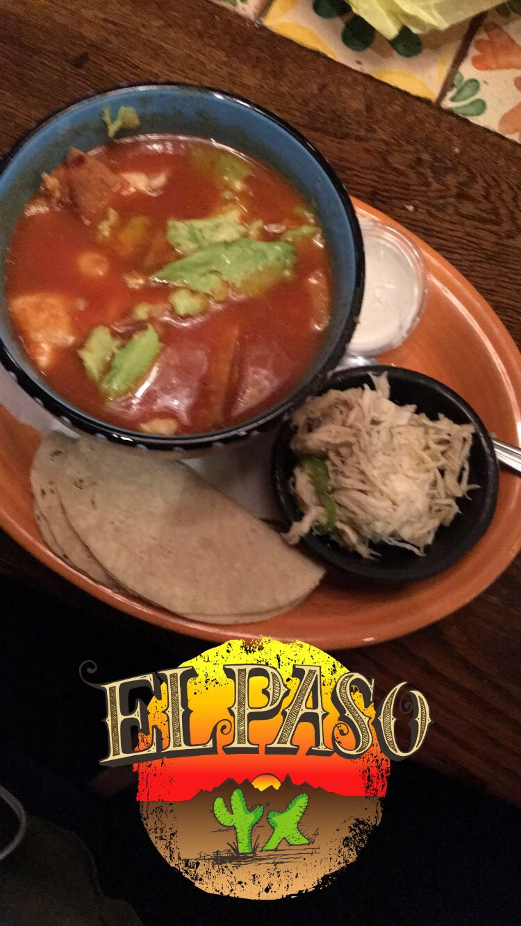 Restaurant: Los Bandidos De Carlos & Mickey's Featured Grub: Tortilla Soup