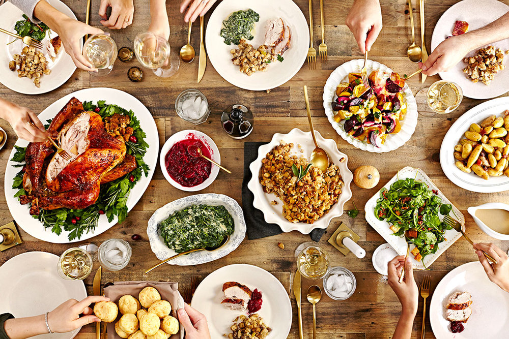 An all-star Thanksgiving recipe guide