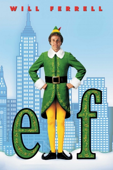 Because it's fine to have Elf on repeat starting December 1st.