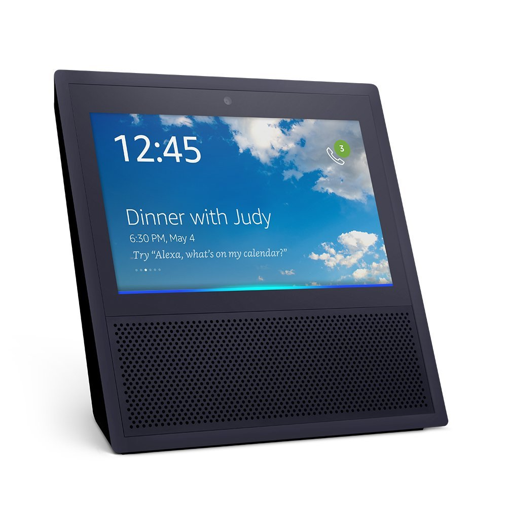 Echo Show  brings you everything you love about Alexa, and now she can show you things. Available for pre-order now.