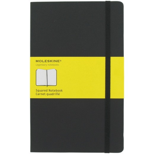 Get started with this  Moleskin notebook , only $15.23.
