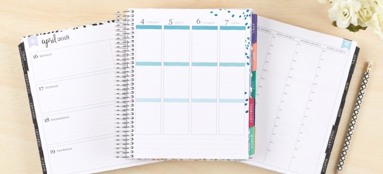 Erin Condren LifePlanners are definitely geared towards females, but you get the point!  Check them out here!