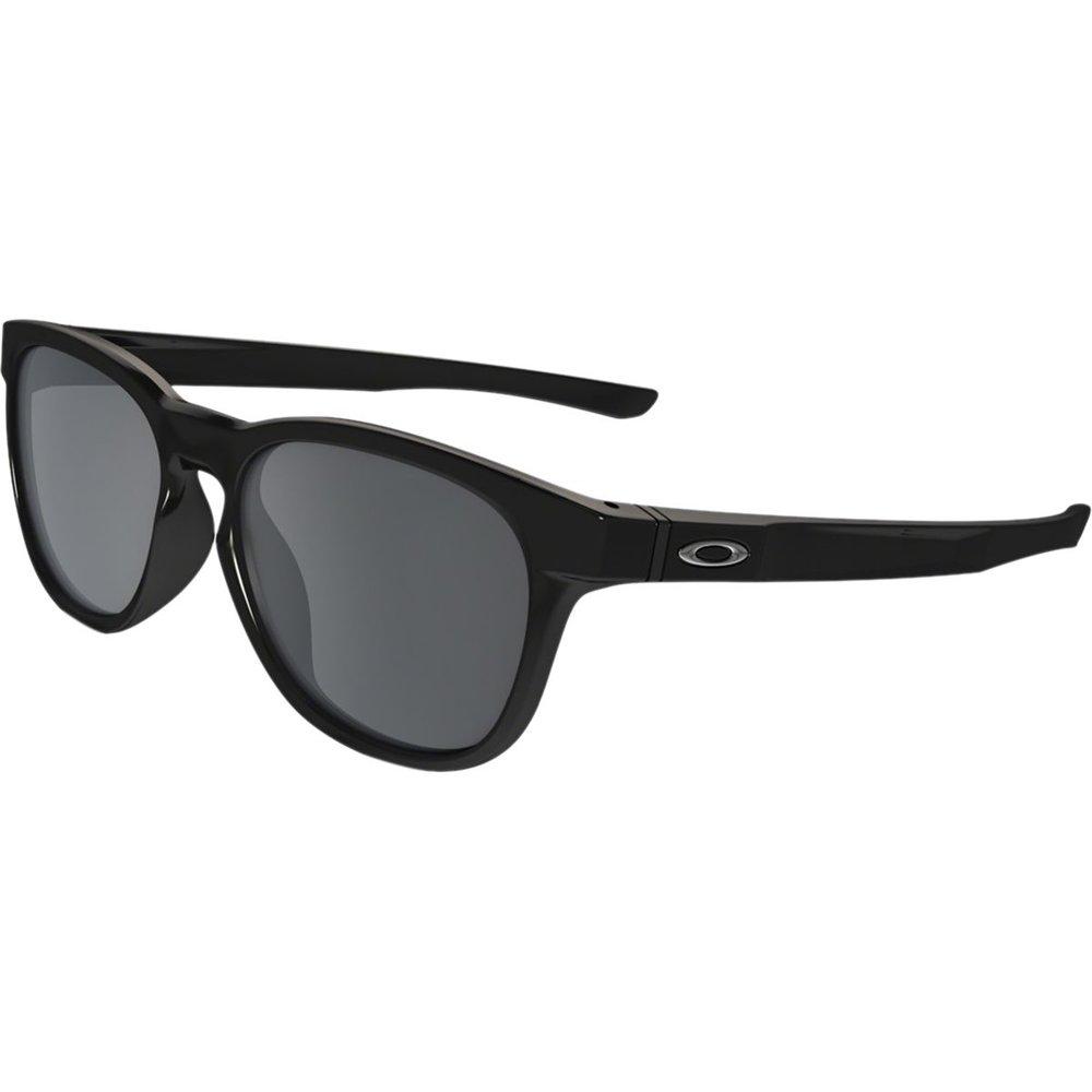 Oakley Stringer Sunglasses Stringer Polished Black W/Black Irid 45% OFF > > >  $77.00